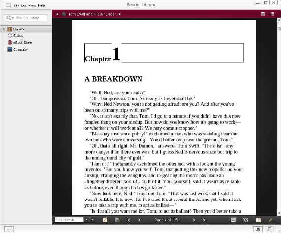 epub reader for windows 8